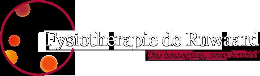 Logo Fysiotherapie de Ruwaard